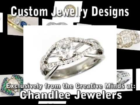 Handmade Jewelry | Chandlee Jewelers | Athens GA   Have today be the day you begin the design process on handmade jewelry for your loved one here at Chandlee Jewelers. Visit us at 1850 Epps Bridge Pkwy, Suite 213, Athens GA 30606