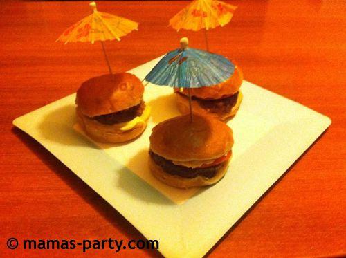 mini burgers by mamas-party.com