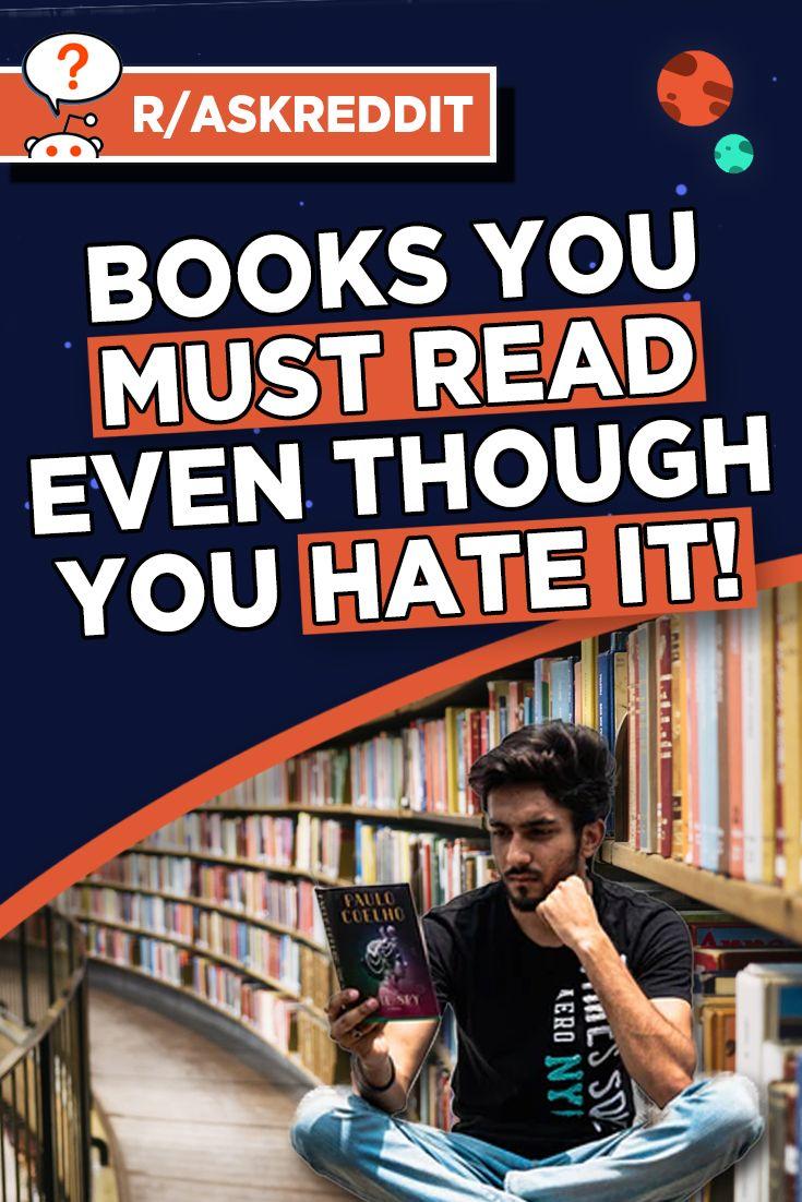 Essential books everybody should have read raskreddit