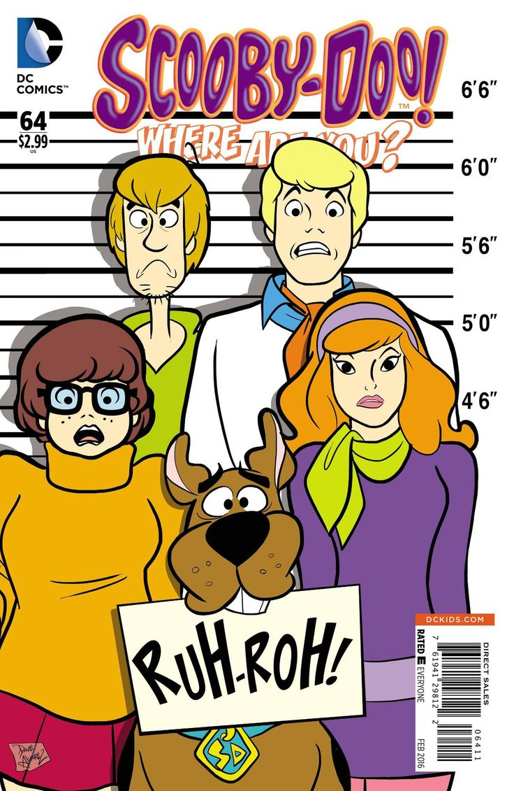 Try solving a mystery-while you're behind bars! When a rash of robberies in Crystal Cove all point to Mystery Inc. as the perpetrators, they get locked up in jail. But if the gang isn't responsible, t