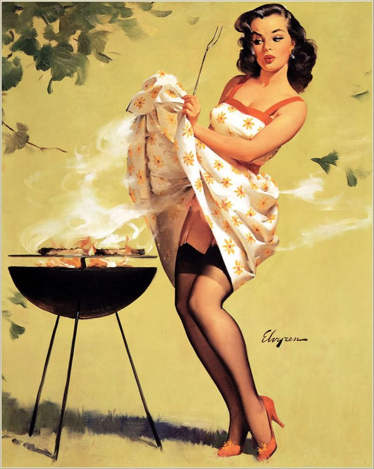Mrs. Madison often wondered why her husband let her man the grill. Mr. Madison…