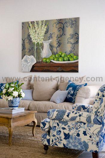 Ormiston house - love it - interior design by Anna Spiro of Black & Spiro