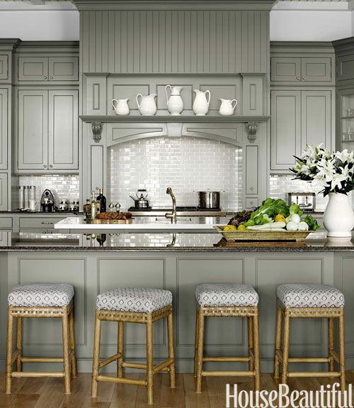 A Florida House In 72 Shades Of Gray