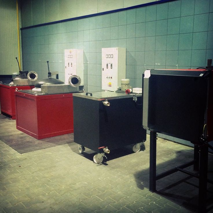 This is where all the HUDY tool tips will be heat treated to ensure the highest quality from batch to batch.  After ongoing issues with delivery times and the quality of heat treatment from our supplier we have decided to be fully independent and to get our own heat treatment technology. With the own in-house heat treatment technology we can guarantee the highest quality from batch to batch and of course much higher flexibility and improved production times.