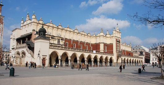 Kleshallen Sukiennice Krakow