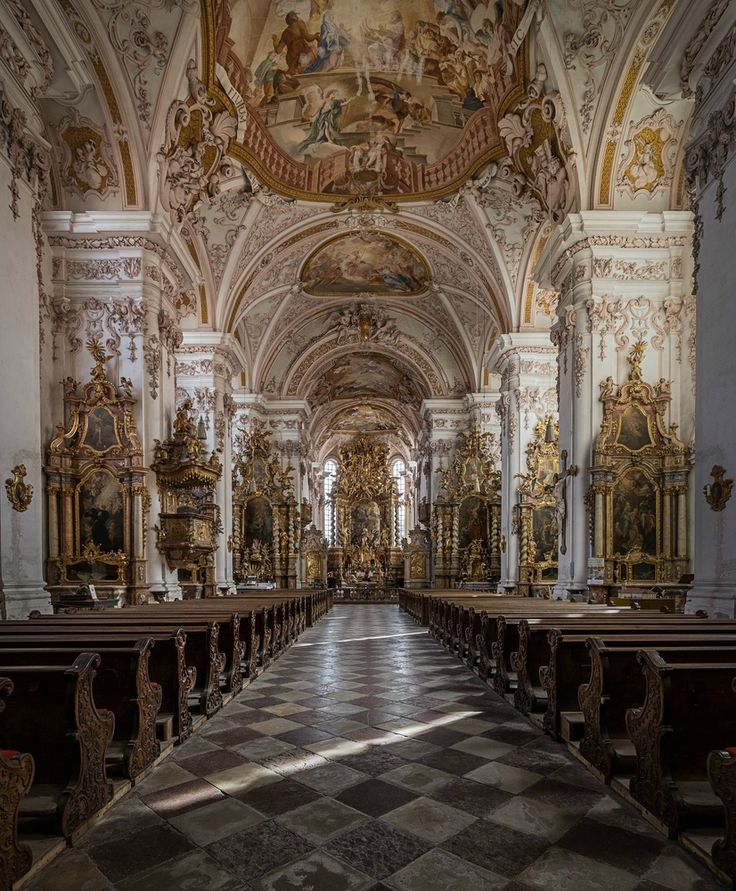 Asamkirche Maria Himmelfahrt (Aldersbach)