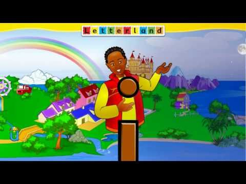 letterland (playlist) - There are 16 Letterland videos in this collection.