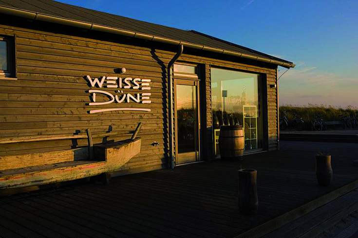 """Weisse Düne / Norderney"