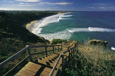Jan Juc Surf Beach, Torquay, Great Ocean Road ~ #Victoria #Australia