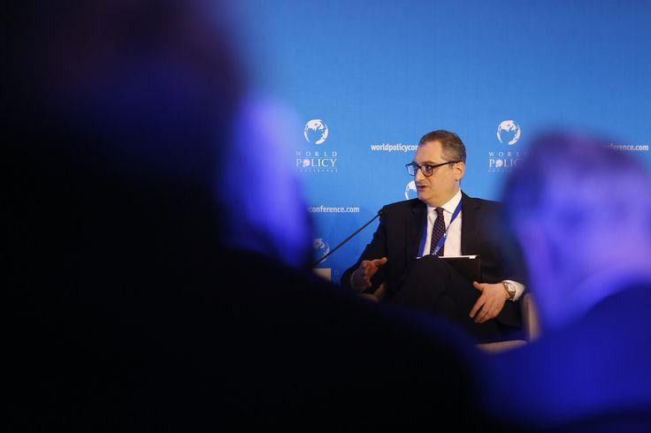 WPC 2014, Seoul - Igor V. Morgulov, Deputy Minister of Foreign Affairs of the Russian Federation
