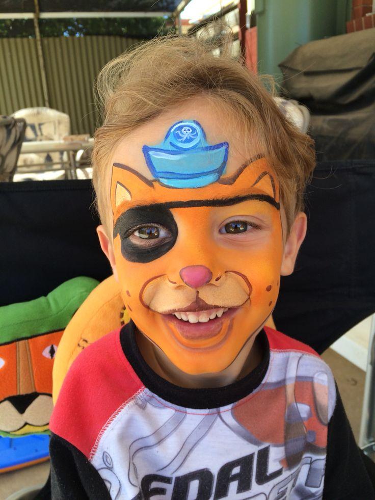 Octonauts Face Painting