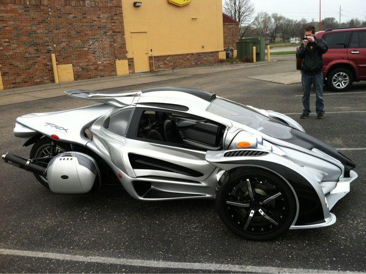 Custom T-rex motorcycle | Cars & Motorcycles I love ...  Custom T-rex mo...