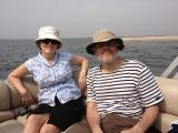 Volta river meets ocean