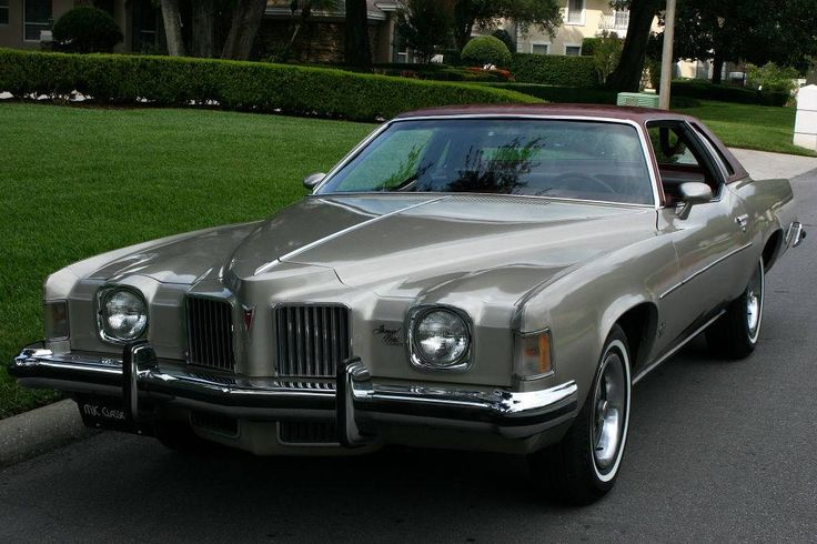 1973 Pontiac Grand Prix Original Maintenance/restoration of old/vintage vehicles: the material for new cogs/casters/gears/pads could be cast polyamide which I (Cast polyamide) can produce. My contact: tatjana.alic@windowslive.com