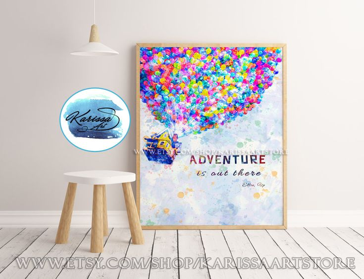 Disney up, Adventure is out there, Disney Quotes, Pixar Art, Wall Art, Nursery Gift,Disney Pixar Up Art Print, House, Balloons, Home Decor http://etsy.me/2nbCfqu #disneyup  disney up quotes disney up disney up house disney up quotes adventure disney up art disney up print disney up poster adventure quotes adventure adventure nursery adventure is out there quote pixar quotes pixar movie Disney Poster Disney Watercolor Disney Art Disney Print Pixar Print Flying House Balloon House Pixar…