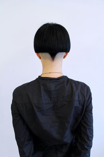great hair cut. great lines