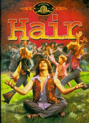 We all know the stage musical HAIR, but the film adaptation, directed by Miloš Forman, came out in 1979, well after the demise of the Age of Aquarius, and thus didn't make much of a dent at the box office. The movie deviates greatly from the original stage production, but Forman, despite being born and raised in Czechoslovakia, manages to capture the zeitgeist of the era. No wonder he'd go on to win an Oscar a few years later for AMADEUS.