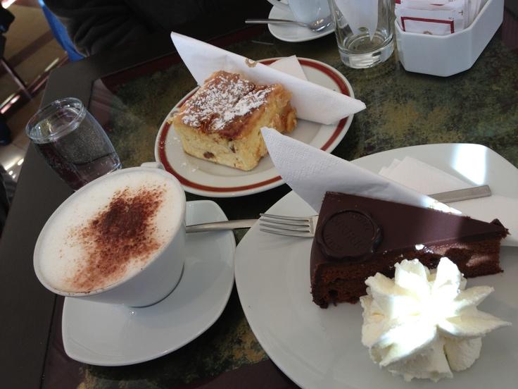 Cafè Sacher, Wien