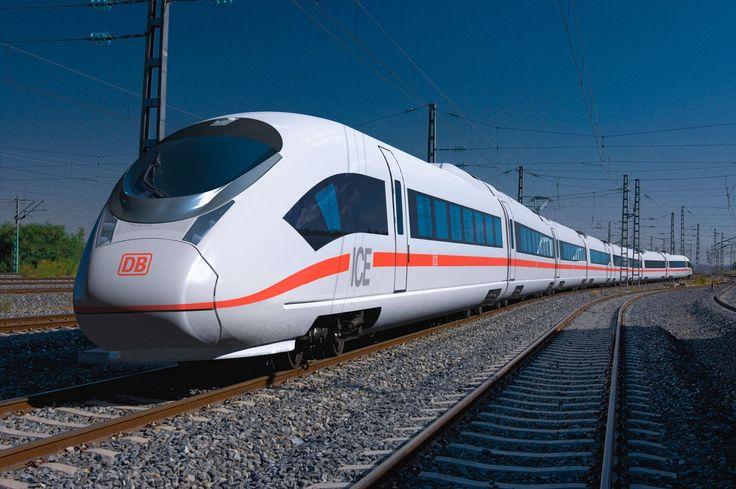 DB AG/Siemens: Vertrag über 15 ICE 3 unterzeichnet