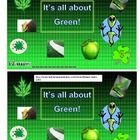 This is a fun guided reader to use with your class during St. Patrick's Day, green day, during Earth Day week, or when working on position words. T...