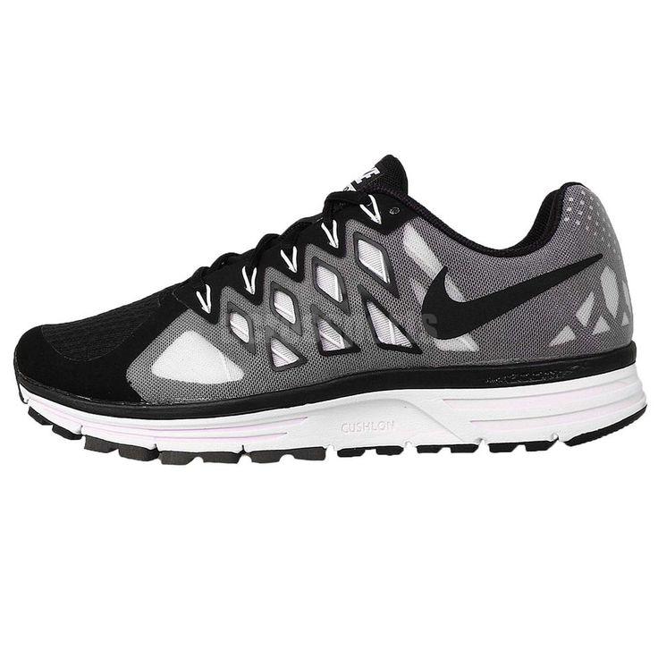 Nike Zoom Vomero 9 IX Black White 2015 New Mens Cushion Jogging Running  Shoes Check full