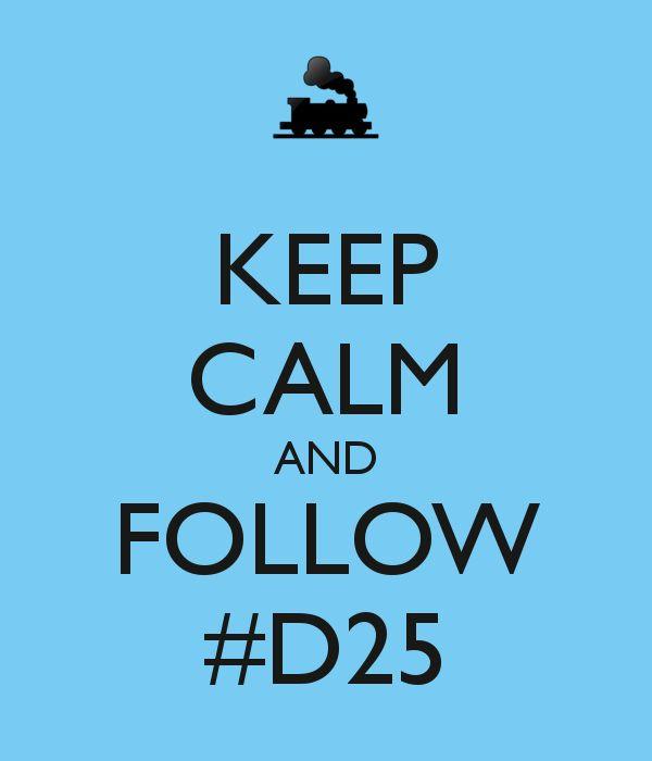 Follow #D25
