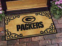 Green Bay Packers Door Mat