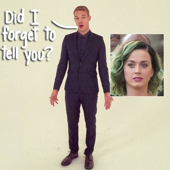 Katy Perry's Rumored Beau Diplo Got Someone Pregnant & It's Not Katy!