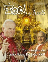 Revista Toca de Assis Abril de 2014.