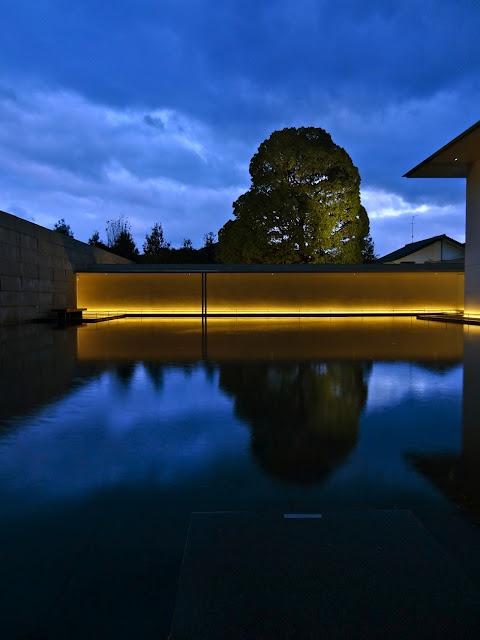 「鈴木大拙館」 設計:谷口吉生 石川県金沢市本多町