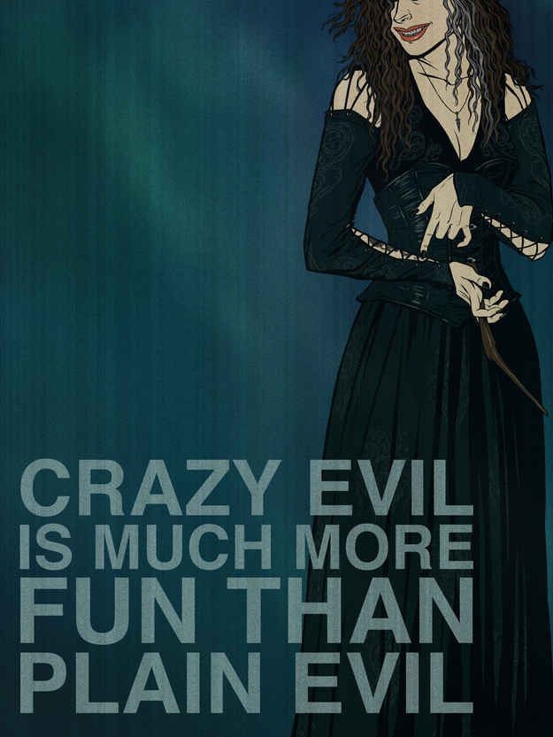 10 Villain Affirmation Posters To Help You Get Through The Day - BuzzFeed Mobile