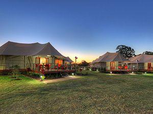 Big 4 Rivershore Resort, Sunshine Coast