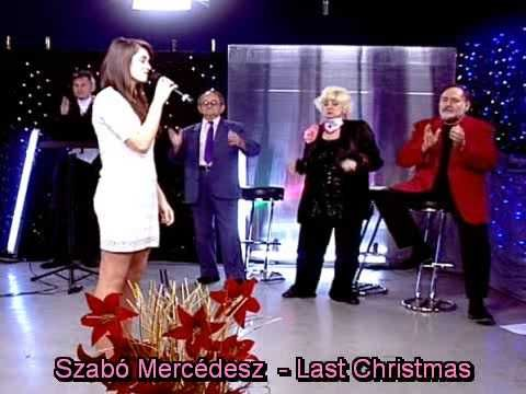 Last Christmas-cover-by Mercedes Szabo