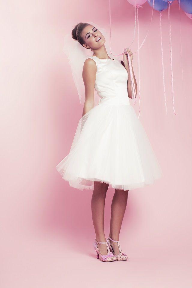 la nouvelle collection Kitty and Dulcie **les robes de mariées à petit prix**
