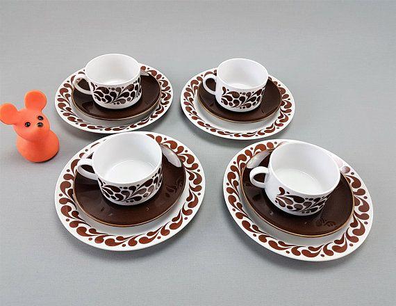 Kaffeegedeck Fruhstucksgedeck Kaffeetasse Teetasse Bavaria