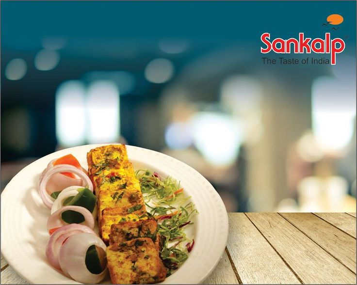 Have you tried this Yummy Tikka?  #Yummy #IndianFood #Tikka #Paneer