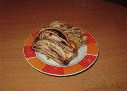 Picture of Recept - Kysnutý pudingový koláčik