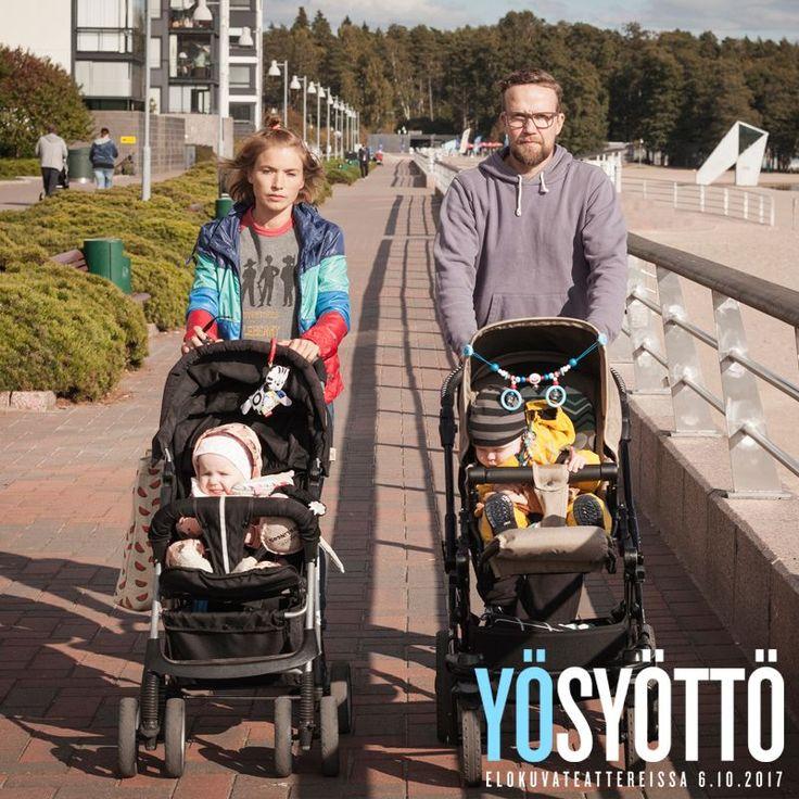 Antin elämä vauvan alias Paavon ehdoilla alkaa   YÖSYÖTTÖ elokuvateattereissa 6.10.