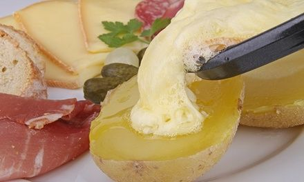 Raclette traditionnelle à volonté - Restaurant La Poutre à Paris