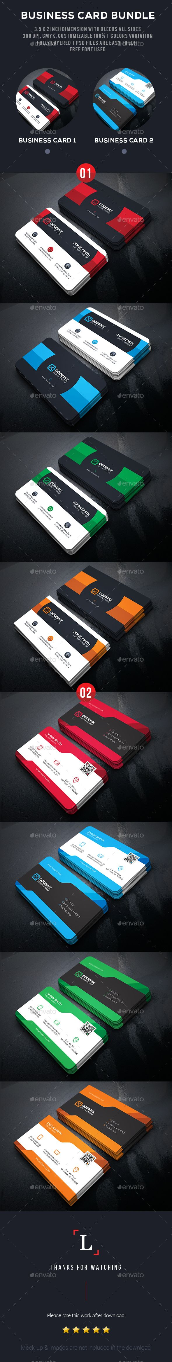 Shape Business Card Template PSD Bundle. Download here: http://graphicriver.net/item/shape-business-card-bundle/15574775?ref=ksioks