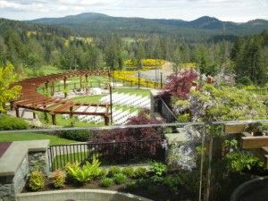 "Winner -""Best Outdoor Wedding Venue"" -The Westin Bear Mountain Golf Resort & Spa -Victoria BC/Victoria & Vancouver Island Weddings"