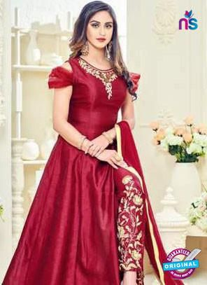 Latest AZ 6279 Maroon Indo Western Suits Online Shopping from Newshop.in.  #indowesternsuitsonline #latestindowestern #maroon #newshop
