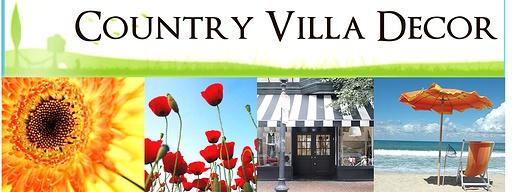 Country Villa Decor www.country-villa-decor.com  www.countryvilladecor.com  Your inspiration and decor accents hub!