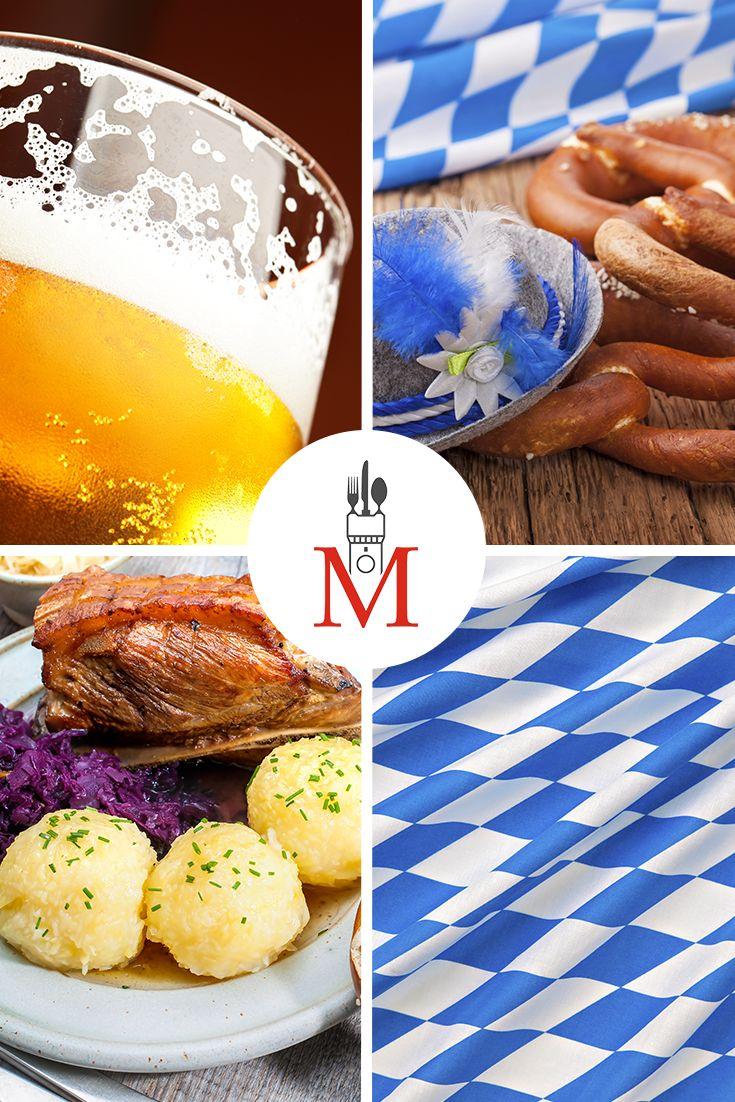 Ehrlich-bayerisches Essen, das satt macht und lecker schmeckt - das gibt's im Servus Bayern Kochbuch. Passend dazu haben wir die richtige Flüssignahrung. Prost!