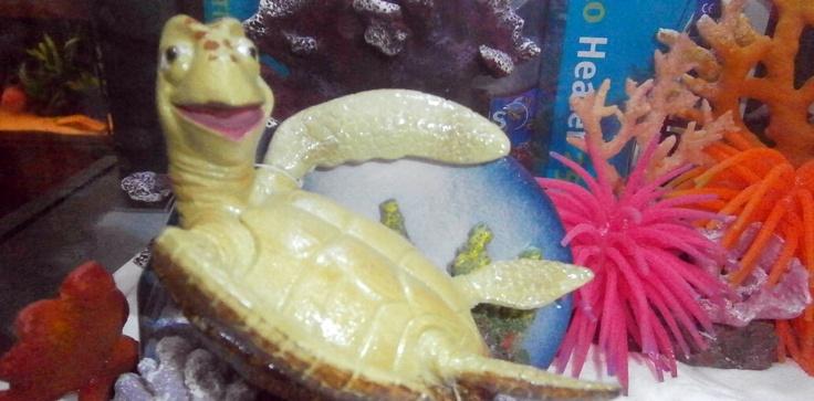 Decoratie - Schildpad