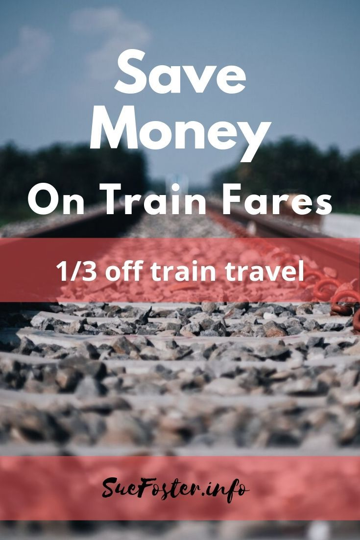 Railcard Savings Saving Money Train Fares Train Travel