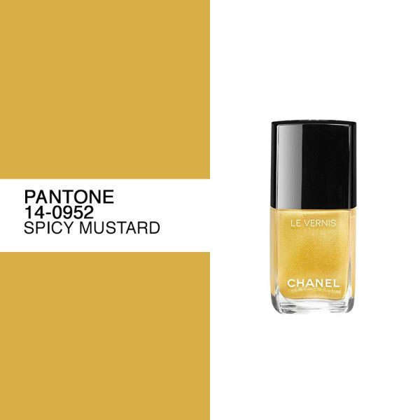 Honey Yellow Nail Polish: 1000+ Images About 2016 Colour Spicy Mustard On Pinterest