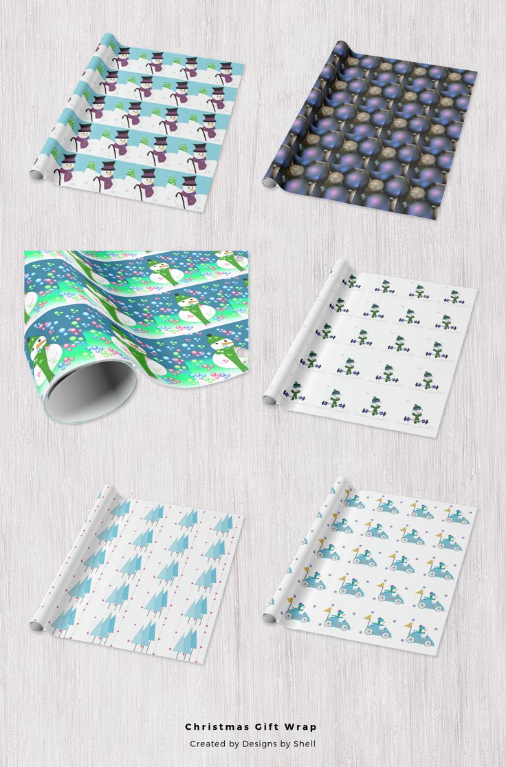 20 best images about christmas gift wrap on pinterest for Best christmas wrapping paper