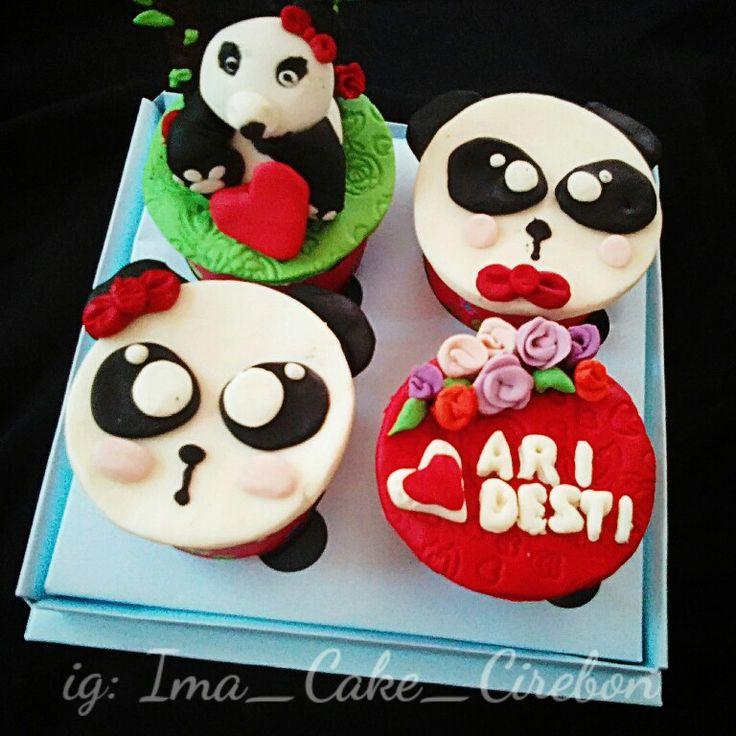 Cupacake Panda