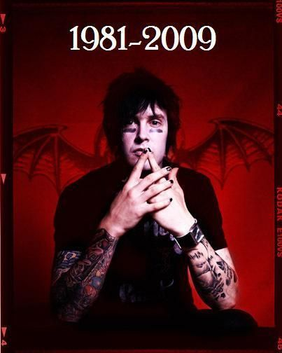 "Jimmy ""The Rev"" Sullivan~February 9, 1981 – December 28, 2009...thank you for sharing your talent with us in your short time here...one of the best drummers of all time"